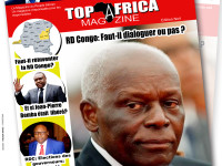 MAGAZINE  TOP AFRICA MAGAZINE Edition4 POSTER