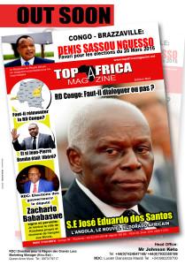 MAGAZINE  TOP AFRICA MAGAZINE Edition4 POSTER