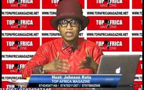 TOP AFRICA 20 NOV 2016