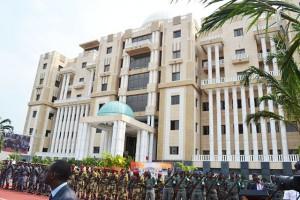 Cour constitutionnelle gabon