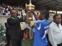 La Coupe du Congo de football remporté en 2012 par Don Bosco de Lubumbashi